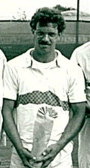 Karsten Braasch - Karsten Braasch in 1987