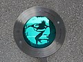 Bracey porthole, Tower Plaza.jpg
