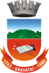 Official seal of Gravataí