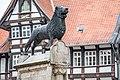 Braunschweig, Löwendenkmal 20170921 008.jpg