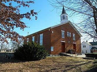 Brazeau, Missouri - Brazeau Presbyterian Church