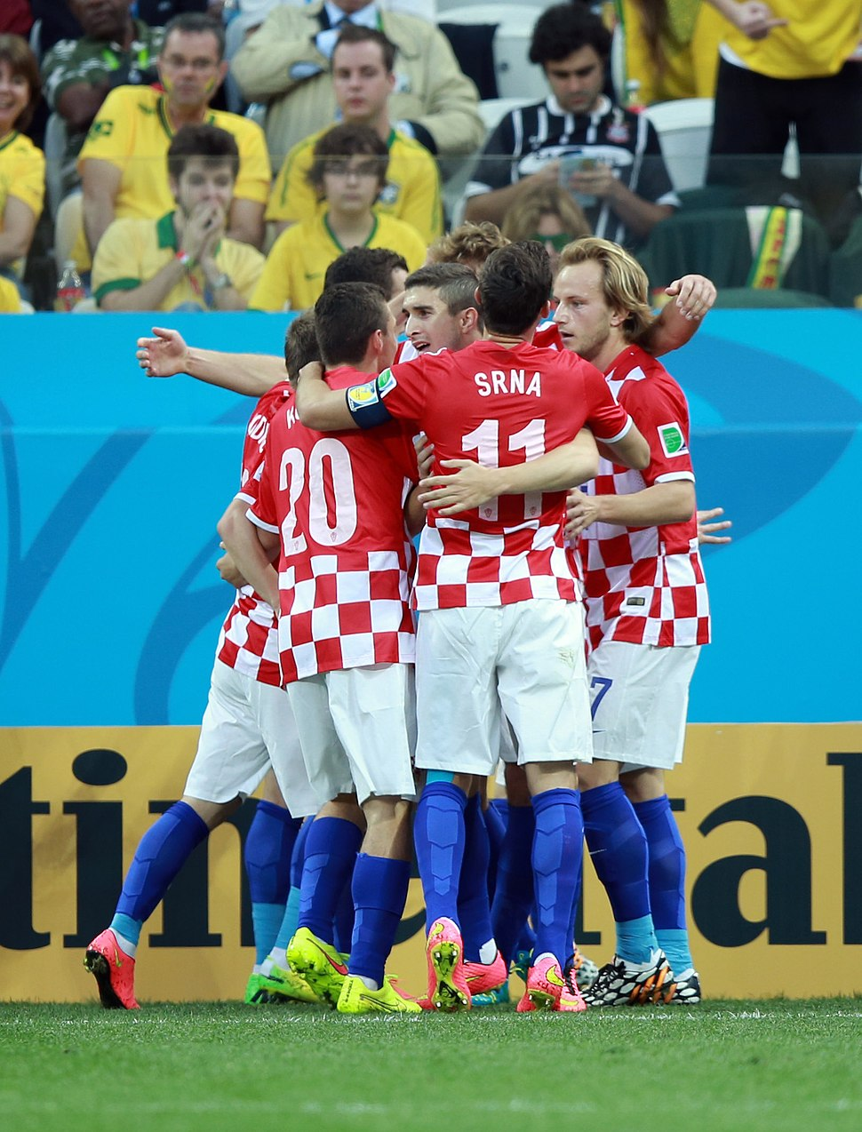 Brazil and Croatia match at the FIFA World Cup 2014-06-12 (50)