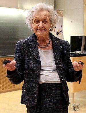 Brenda Milner - Brenda Milner in 2014