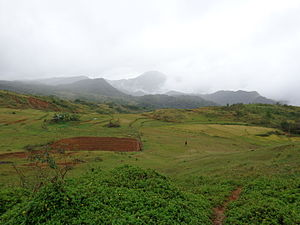 Antique (province) - Landscape in San Remigio