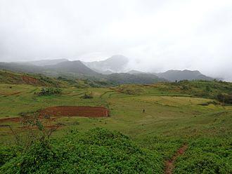 Antique (province) - Landscape in San Remigio