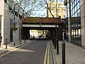 Bridge carrying Southwark Bridge Road over Park Street - geograph.org.uk - 1022888.jpg