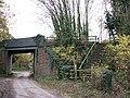 Bridge over Kerdiston Road - geograph.org.uk - 1042750.jpg