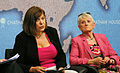 Bridget Kendall and Baroness Neville-Jones (9250331388).jpg