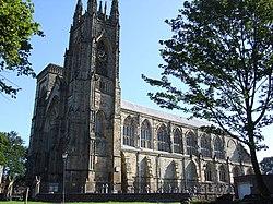 Bridlington Priory Church - geograph.org.uk - 2026512.jpg