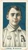 Bris Lord, Philadelphia Athletics, baseball card portrait LCCN2007683823.tif