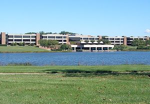 A research campus operated by Bristol-Myers Sq...