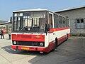 Brno, Řečkovice, depozitář TMB, Karosa B 732.jpg