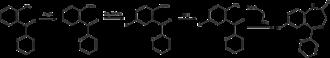 Bromazepam - Image: Bromazepam synthesis