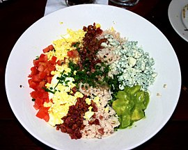 cobb salad wikipedia