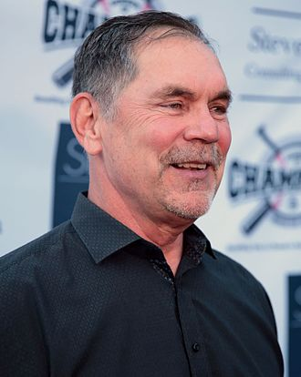 Bruce Bochy - Bochy in March 2017