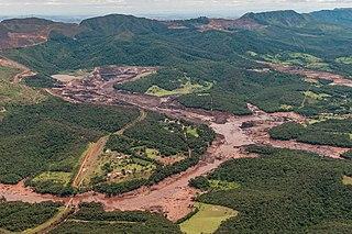 Brumadinho dam disaster 2019 dam disaster which killed 237 in Brumadinho, Brazil