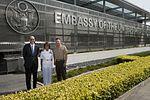 Bruneians welcome senior US military officials 130618-M-NN153-010.jpg