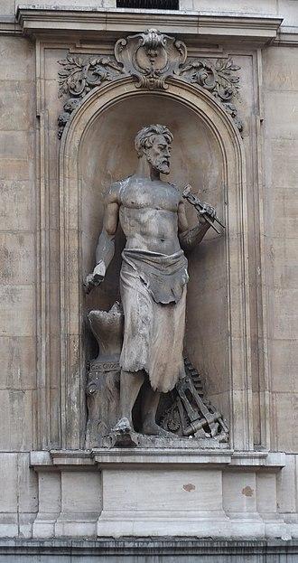 Guillaume de Groot - Image: Brussel beurs Nijverheid