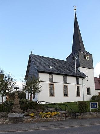 Buch am Forst - St. Maria Magdalena Evangelical Lutheran Church