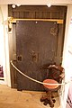Buckler's Hard Maritime Museum 14 - Persia bullion room door.jpg