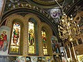 Bucuresti, Romania, Str. Constantin F. Robescu nr. 18, Piata Corneliu Coposu, sect. 3 (Biserica Sfantul Mina - Vergu) (interior 2).JPG