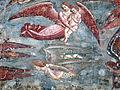 Buffalmacco, trionfo della morte, diavoli 25.JPG