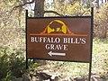 Buffalo Bills Grave directional sign.jpg