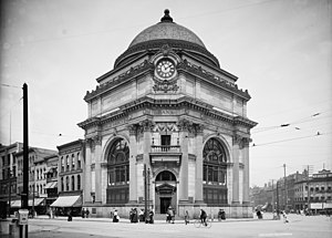 Buffalo Savings Bank - Image: Buffalo savings bank