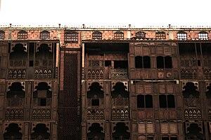 Building in Old Jeddah (3278277272)
