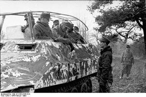 1st Ski Division (Wehrmacht) - Skijäger-Brigade in 1944.
