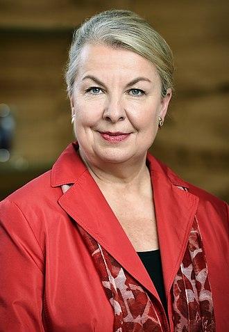 Beate Hartinger-Klein - Image: Bundesministerin Mag. Beate Hartinger Klein