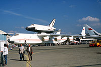 Buran on An-225 (Le Bourget 1989).JPEG