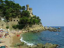 Hotel Top Caleta Palace Platja D Aro Espagne