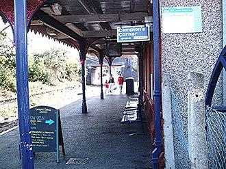 Burnham-on-Crouch - Burnham-on-Crouch railway station
