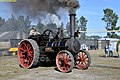 Burrell traction engine McLeans Island (26375853446).jpg