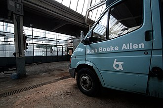 Stafford Allen - Bush Boakes Allen was a company formed from Stafford Allen and Sons