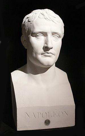 Бюст Наполеона. Канова (после 1802)