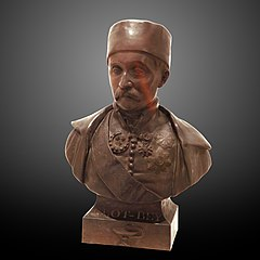 Bust of Clot-Bey