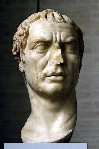 First Triumvirate - A Roman bust of Lucius Cornelius Sulla in the Ny Carlsberg Glyptotek