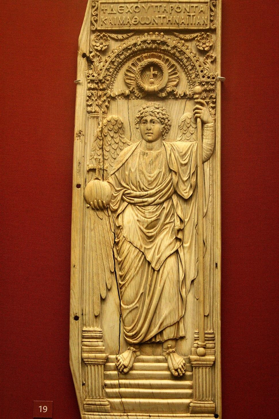 Byzantine ivory 801