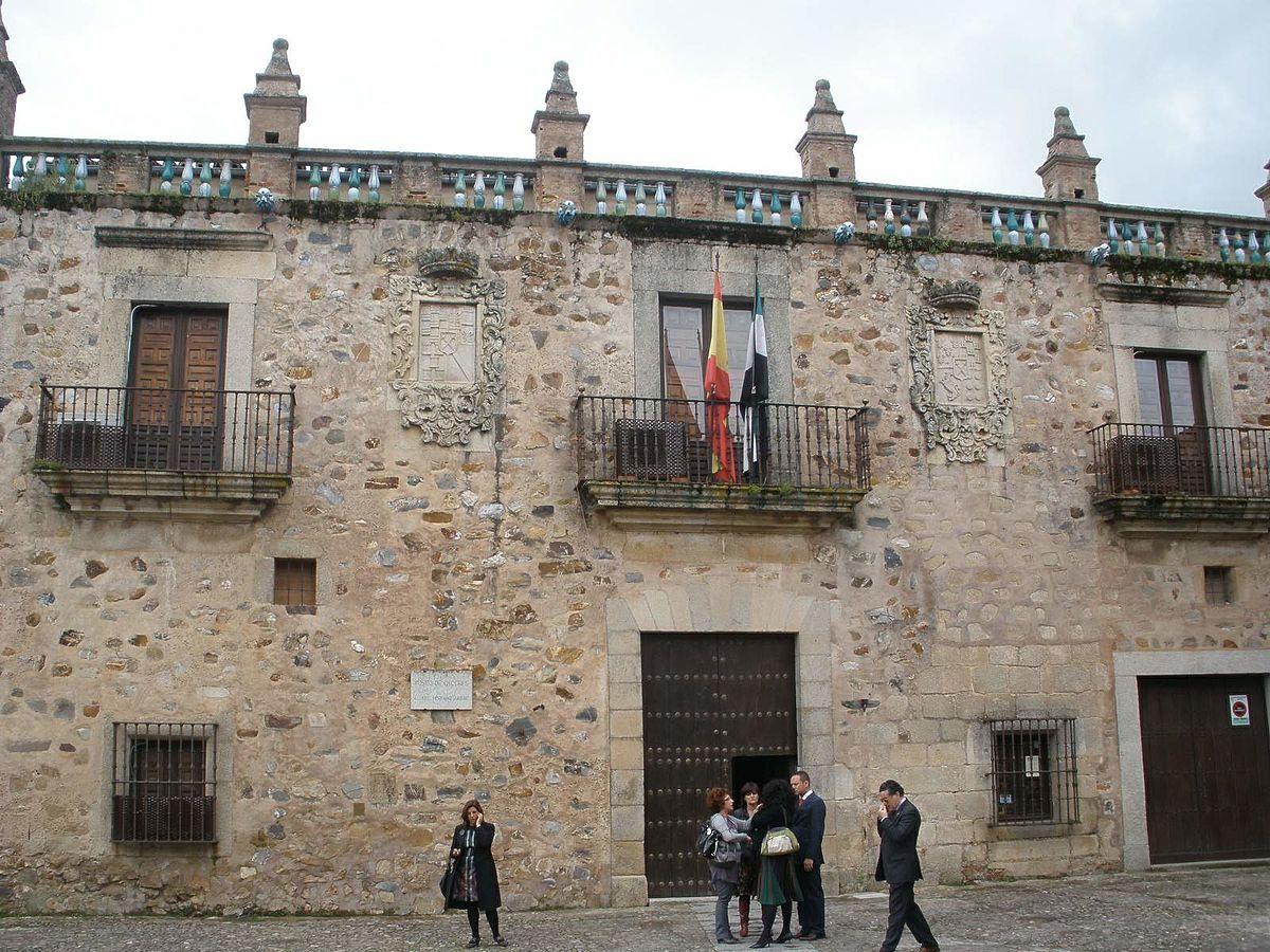 Palacio de las Veletas - Wikipedia, la enciclopedia libre