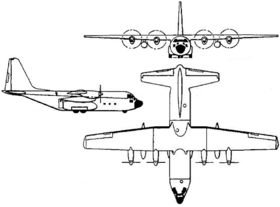 Image illustrative de l'article Lockheed L-100 Hercules