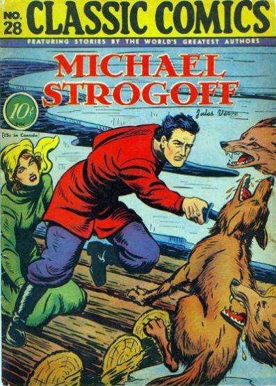 CC No 28 Michael Strogoff