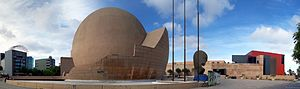 Tijuana Cultural Center - Image: CECUT Panorama