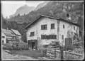 CH-NB - Pfäfers, Vättis, Haus, vue partielle extérieure - Collection Max van Berchem - EAD-7006.tif