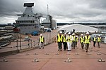 CJCS visits Scotland tours HMS Prince of Wales and HMS Ambush (3).jpg