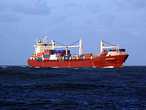 CMA CGM Cortes IMO 9163192, Port of Rotterdam 12-Dec-2006.jpg