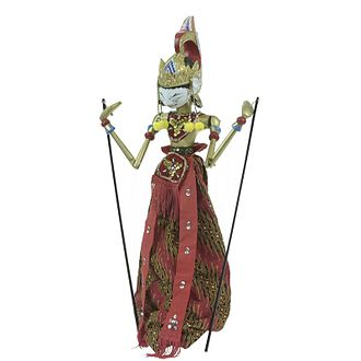 Virata Parva - Abhimanyu marries princess Uttarā in Virata Parva. Their story is often displayed in traditional Wayang (puppet, pop and theatre) in the Hindu culture found in Bali and pockets of Java, Indonesia.