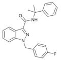 CUMYL-FUBINACA structure.png