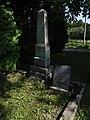 CZE Těrlicko-Hradiště Hřbitov, Adam Cholewa, kierownik szkoły.jpg